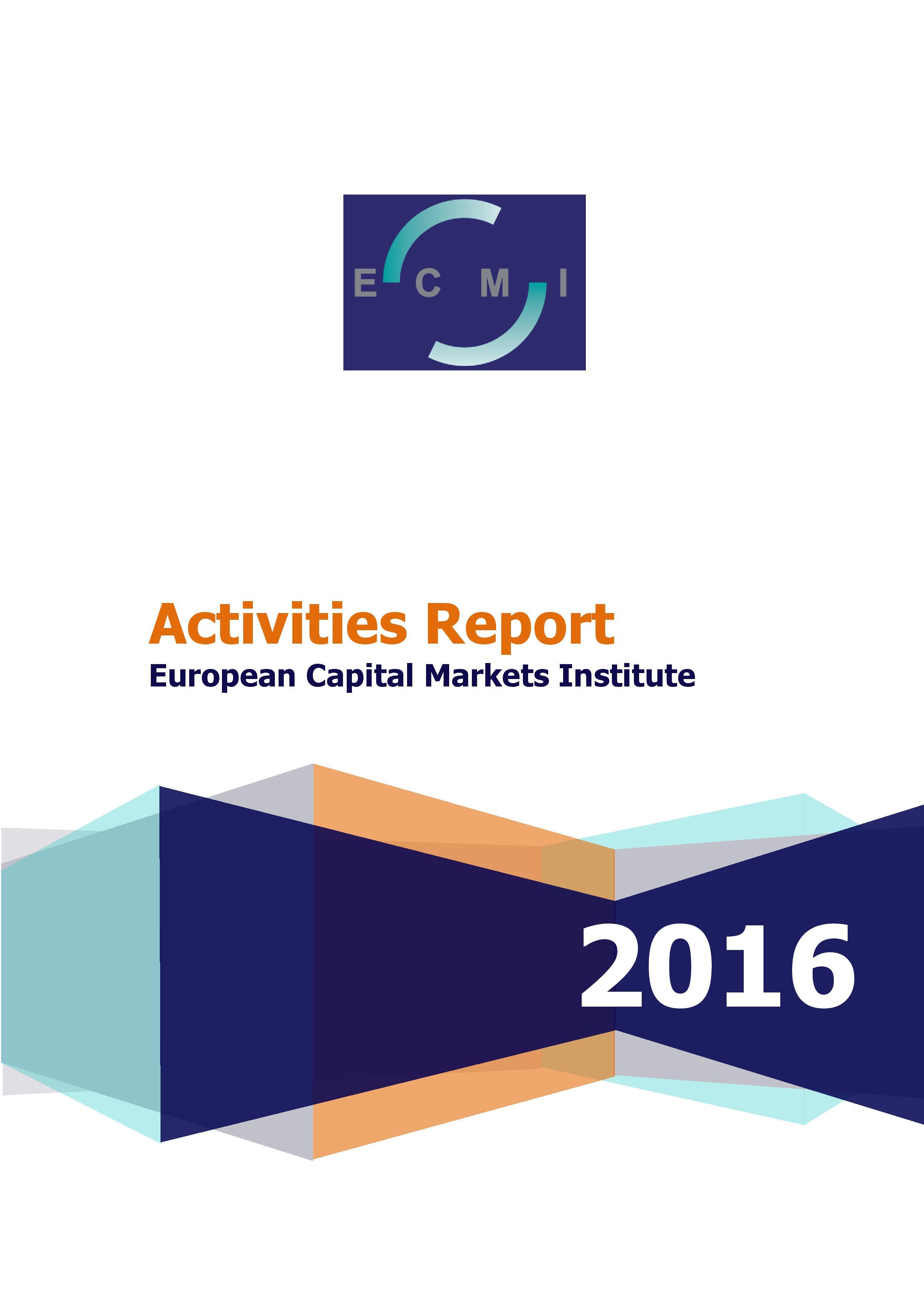 Activities Report 2016
